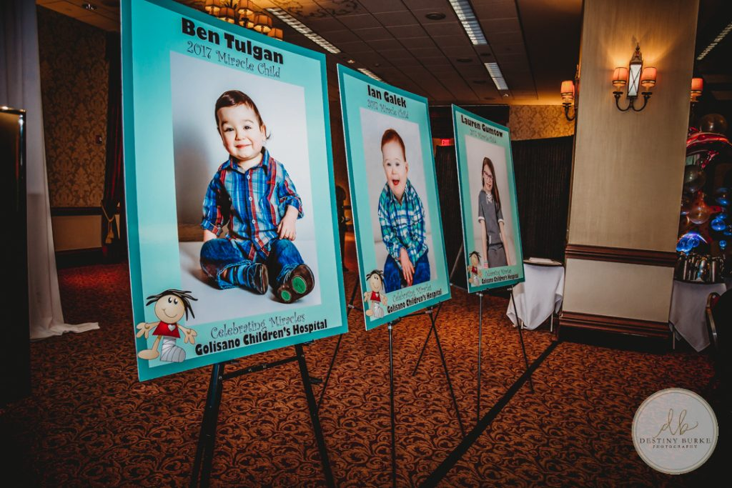 Golisano Strong Hospital Event Photography Rochester, NY