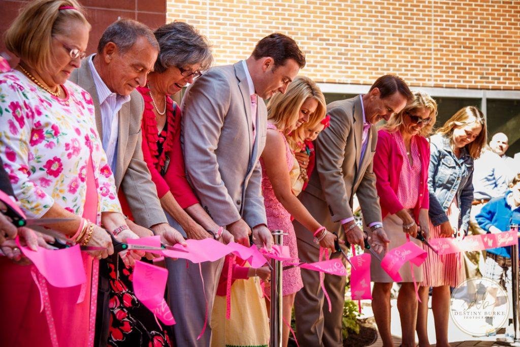 Golisano Strong Hospital Graces Garden Photography Rochester, NY