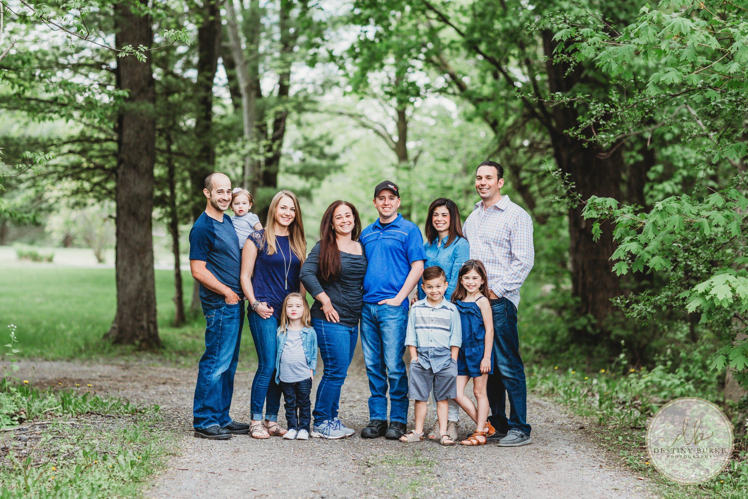 Family Photography Rochester Upstate NY