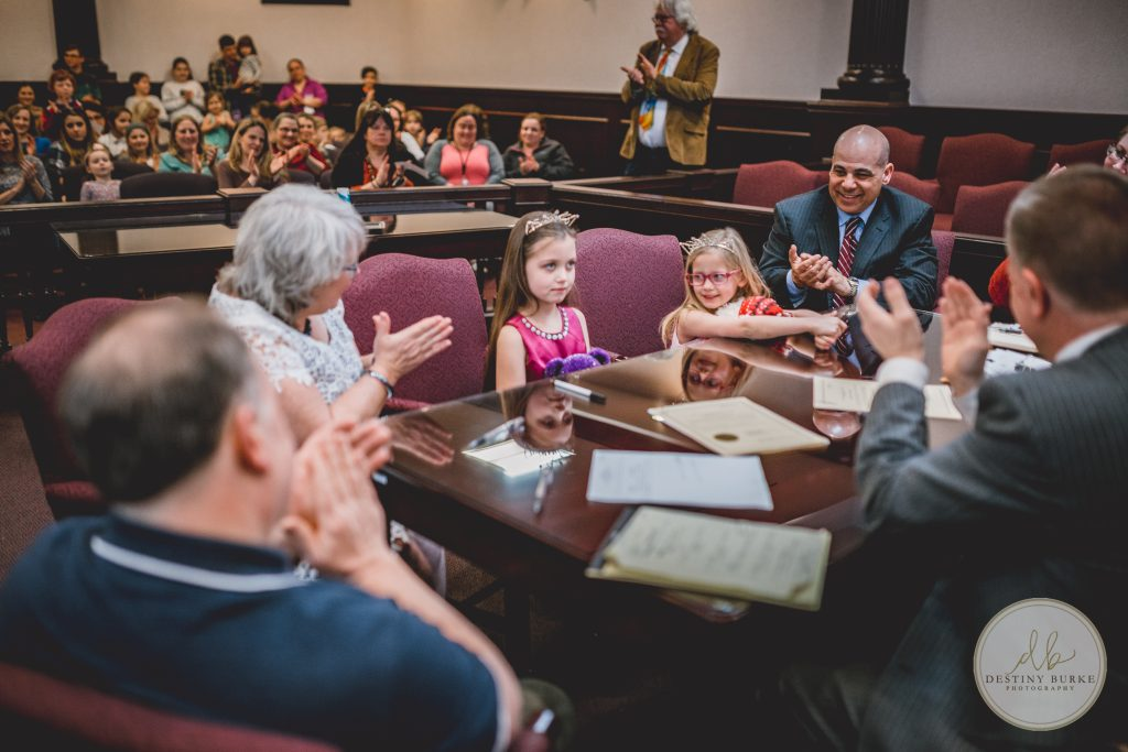 Big family adoption Rochester, NY family photographer