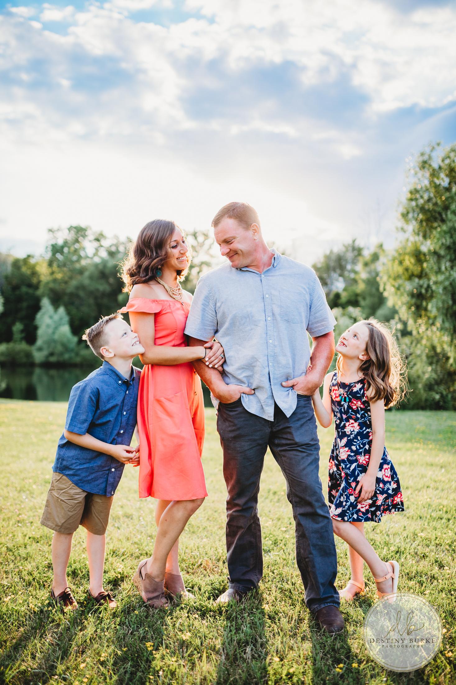 Family Photography Rochester NY Black Creek Park Chili