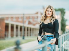 Senior, Photography, Model, Beach, Water, Ontario Beach Park, Posing