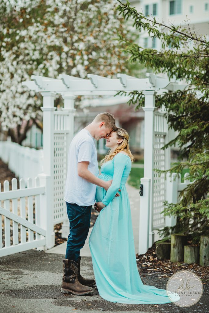 Watkins Glen Maternity Session